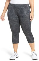 Nike Plus Size Women's Power Essential Crop Running Tights