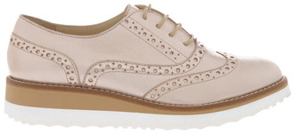 Innovare Made in Italy Alexandra Soft Gold Flat Shoe