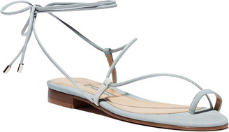 Emme Parsons Susan Suede & Leather Sandal