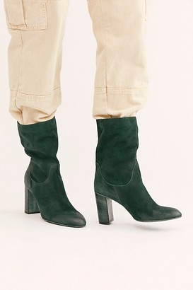 Free People Fp Collection Dakota Heel Boot by FP Collection at