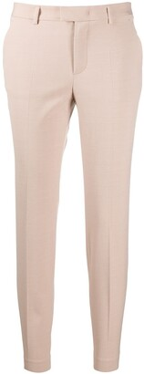 RED Valentino Slim-Fit Cropped Trousers
