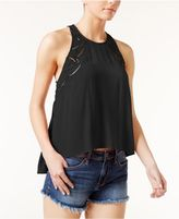 Astr Alaine Embroidered Top