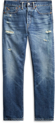 Ralph Lauren Boy Fit Straight Jean