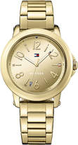 Tommy Hilfiger 1781751 PVD gold-plated watch