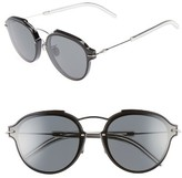 Christian Dior Women's Eclats 60Mm Sunglasses - Black Palladium