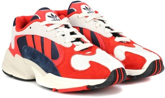 adidas Yung 1 nubuck sneakers