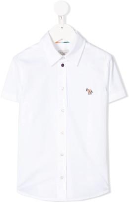 Paul Smith poplin shirt