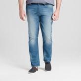 Mossimo Men's Big & Tall Straight Fit Jeans Medium Wash