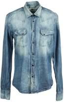 Macchia J Denim shirts - Item 42494149