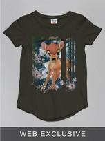 Junk Food Clothing Kids Girls Bambi Tee-bkwa-xl