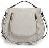 Rebecca Minkoff Vanity Saddle Bag - Black