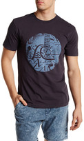 Quiksilver Labyrinth Logo Tee