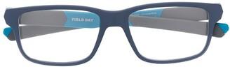 Oakley Square Shaped Glasses