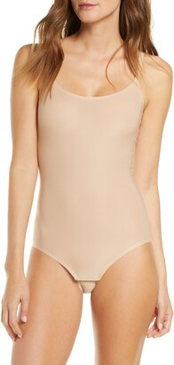 CHANTELLE Bodysuit, Size X-Large/xx-Large in Ultra Nude at Nordstrom Rack