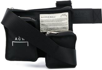 A-Cold-Wall* Multiple-Pocket Waist Bag