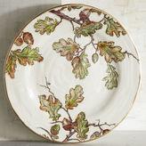 Pier 1 Imports Autumn Oak Dinner Plate