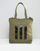 adidas Tote Bag In Green AY7835