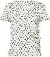 Altuzarra 'El Dorado' cherry-print blouse