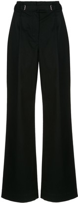 Proenza Schouler White Label Belted Loose Trousers