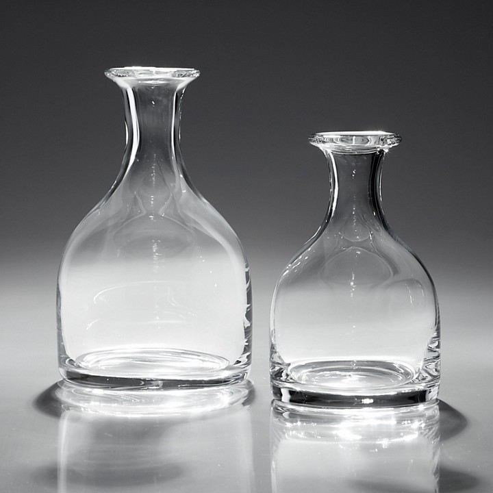 "William Yeoward Crystal ""Country"" Carafe Bottle"