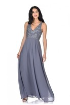 AX Paris Pewter Maxi Dress