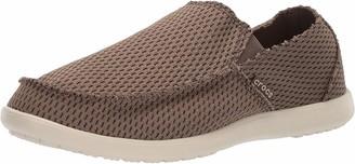 Crocs Men's Santa Cruz Loafer | Comfortable Men's Loafers | Slip On Shoes