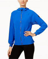 Calvin Klein Stretch Woven Hooded Jacket