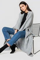Trendyol Long Sleeve Maxi Cardigan
