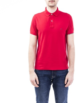 Tommy Hilfiger Tommy Hilfinger Cotton Polo Shirt