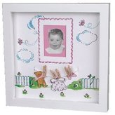 Michael Kors Baby's First Photo Shadowbox by and Company