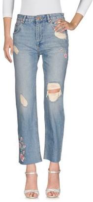 Anine Bing Denim trousers