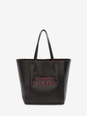 Alexander McQueen Signature Shopper