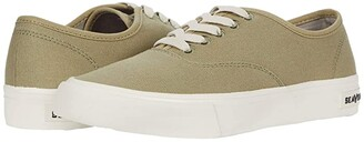 SeaVees Legend Recycled Cotton (Natural) Women's Shoes
