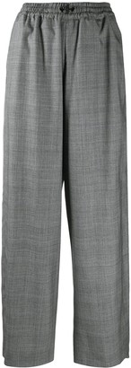 Preen by Thornton Bregazzi Wide Split-Leg Trousers