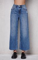 PacSun House Wash Wide Leg Flare Jeans