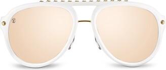 Louis Vuitton Serpico sunglasses