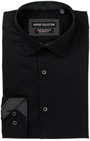 Report Collection Solid Modern Fit Dress Shirt