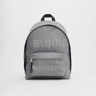 Burberry Horseferry Print ECONYL Backpack