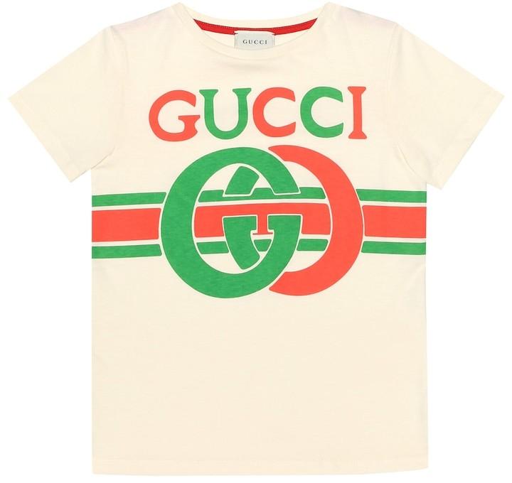 6e7892388 Gucci Yellow Boys' Clothing - ShopStyle