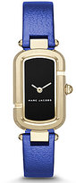 Marc Jacobs The Jacobs Analog Leather-Strap Watch