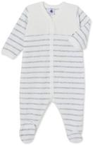 Petit Bateau Babys striped pajamas