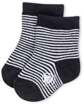 Petit Bateau Childrens socks in a milleraies stripe