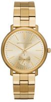 Michael Kors Jaryn Gold-Tone Watch