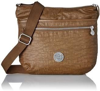 Kipling Women's Arto Shoulder Bag, 29 x 26 x 4 cm Brown Size: UK
