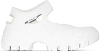 Rombaut Boccaccio II Ibiza Future cut-out sneakers