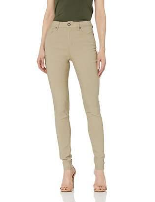 V.I.P.Jeans V.I.P.JEANS Women's High Waisted Skinny Jeans Khaki Rise 11