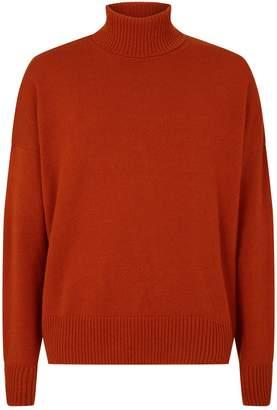 Ami Paris Knit Rollneck Sweater