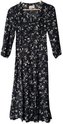 Denim & Supply Ralph Lauren Black Viscose Dresses