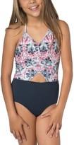 O'Neill Girl's Starlis One-Piece Swimsuit