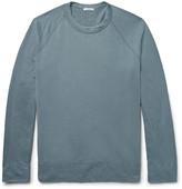 James Perse - Loopback Supima Cotton-jersey Sweatshirt